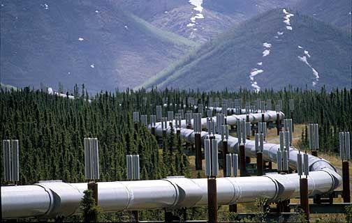 Разрешена продажа магистрального газопровода