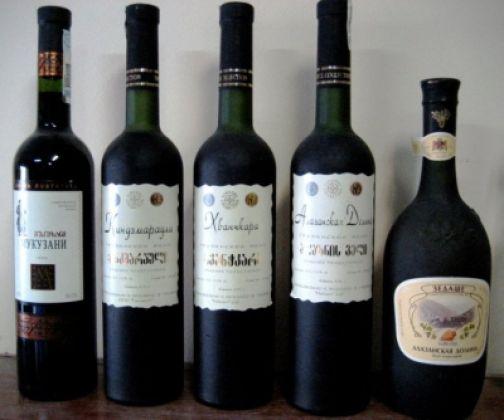 200 видов грузинских вин готовятся вернуться в российские магазины
