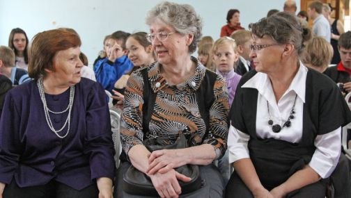 Пенсионеры в Грузии смогут работать в государственных структурах