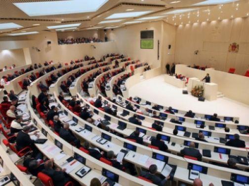 Грузинские депутаты будут обязаны соблюдать дресс-код